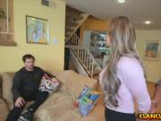Chloe Chaos shows her husband how to satisfy a wife
