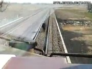 Train VS Cow - WHO WILL WIN???