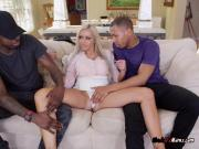 Mature Slut Nina Elle Blows Her Two Dates