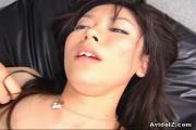 Horny Japanese LadyNailed Hard