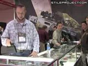 FMG-9 - Foldable Machine Gun Flashlight Demo