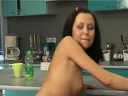 Tatyana Getting Fucked On Top Of The Bar Stools