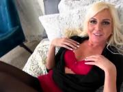 Blonde MILF Jessica Taylor Has Hot Fun With Gardener
