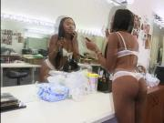 Big booty black chick Indigo Vanity gets banged