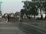 Little Girl Vs. Train