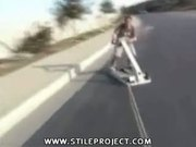 road surfing