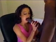 Adult Star Rumika Does The Ebony Fuckpole Challenge!