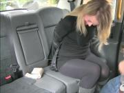 Slutty amateur babe gets her ass banged by nasty driver