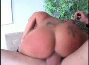 Kenzi Marie - taking a huge fucking white dick and creampie