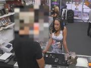 Big Titty Latina Slut for Some Cash