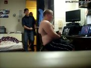 Roomate Busted Masterbating In Dorm Room