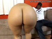 Pinky - big booty trick hunt - fat ass black chick fucked