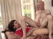 Asian ladyboy cums from fuck