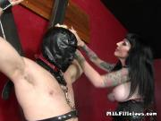 Dominant Cougar Freyja Van Siren Gets Freaky With Young Stud