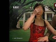 Asian girl covered in sperm from several men