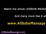 Hot lesbians lick pussy
