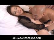 Busty Tokyo Girlfriend Rammed Hard