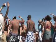 Girls Get Wild At Spring Break Event