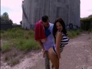 Big booty brunette Aletta Ocean anal fucked