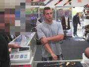 Pawnshop straight gets kinky proposal