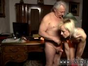 Old bald guy gangbang fucking cumshots and young girl with virgin old