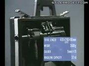 Briefcase Gun & Grenade Pistol