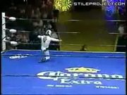 Amazing Mexican Wrestling Move