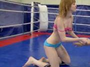 NudeFightClub presents Judy Smile vs Joanna Sweet