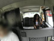 Big ass ghetto gets her pussy pounded hard by horny driver