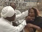 Indian Street Dentist - Woman's Bad Tooth Yanked Out Of Her Mouth