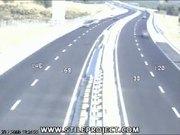 horrible highway crash