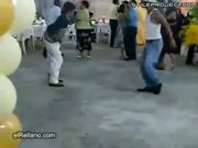 The Drunk Mexican Dance