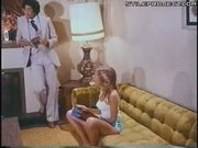 Slutty babysitter gets gang banged - vintage XXX