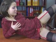 Sexy Mishelle Means Business When It Comes To Anal