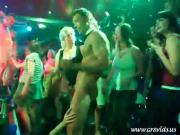 Game Babes Service Penises At Club