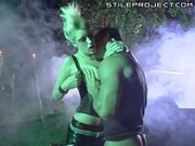 Kimberly Kane - Fucking in a graveyard