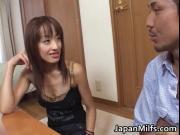 Himeno Kaori Japanese doll has hot sex