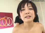 Meguru Kosaka - The Last Paipan (Japanese Shaved Pussy) - Uncensored Sex