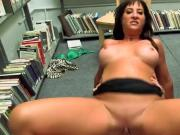 Cougar Brandi Fox Gets Dicked And Facialized