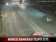Hard Car Crashes Caught On Cam In Istanbul