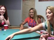 An Innocent Game Of Poker Turns Naughty With College Boys And Girls