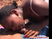 Soft African lips passionately lick and suck hard cocks