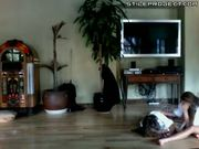 Hot Chick Slips And Falls Hard