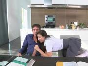 Teen Nina North Sucks Cock Of Her Fathers Friend