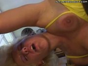 chubby milf georgina maveska fucks the handyman and anal