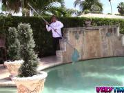 The Uses Of A Hot Poolboy starring Amara Romani