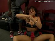 Best Of '10: Careena Collins Dommed By Black Stud