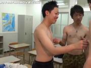 Japanese threeway stroke