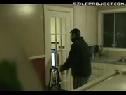 Hot Door Knob Prank