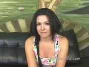Teen pornstar cutie Danica Dillon rough